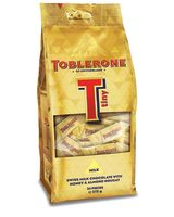 Toblerone Pacote Mini Chocolate Gold 272g