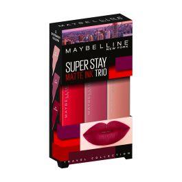 Maybelline Superstay Matte Ink Trio 3x5ml