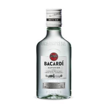 Bacardi Carta Blanca 20cl