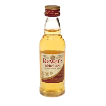Dewar's White Label 5 Yo 5cl
