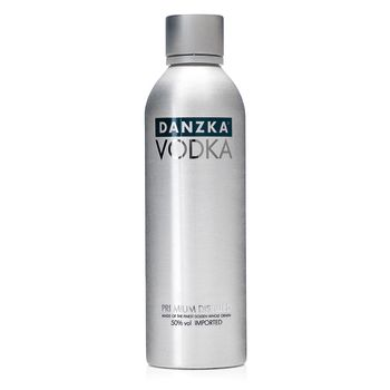 Danzka Blue Vodka 1l