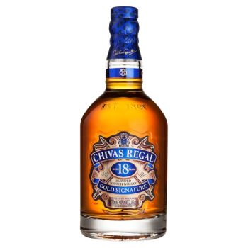 CHIVAS 18 Yo Gold Signature 70cl