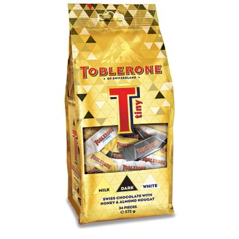 Toblerone Tiny Bag Assortment 272g