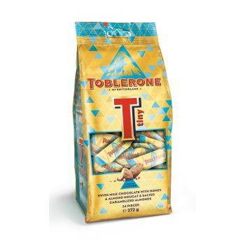 Toblerone Tiny Crunchy Almond Bag 272g