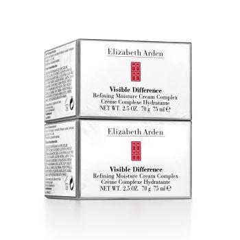 Elizabeth Arden Visible Difference Refining Moisture Cream Complex Duo 2x75ml