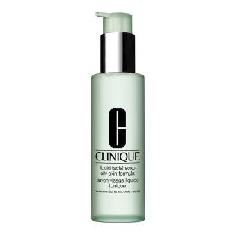Clinique Liquid Facial Soap Oily Skin Formula 200ml