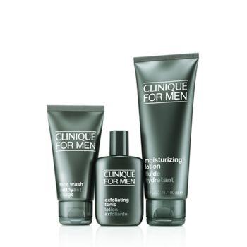 Clinique Great Skin I,Ii Set 100ml + 30ml + 50ml