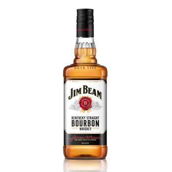 Jim Beam 4 Yo White 1l