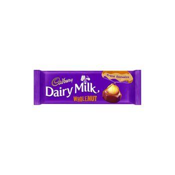 Cadbury Dairy Milk Whole Nut Tablet 300g