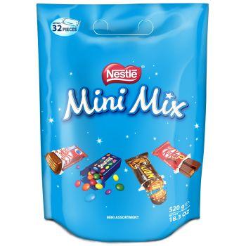 Nestlé Mini Mix Sharing Bag 520g