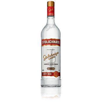 Stolichnaya Premium Vodka 1l