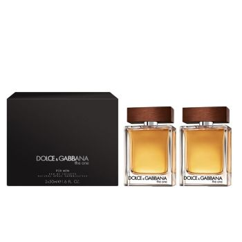 Dolce & Gabbana The One For Men Set 2x50ml EDTS