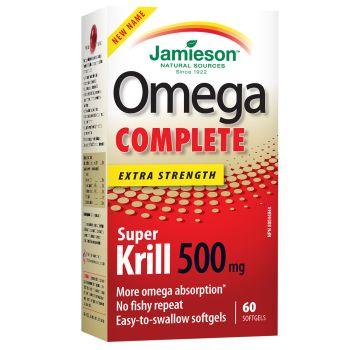 Jamieson Laboratories Jamieson Omega Complete Pure Krill Oil 500mg