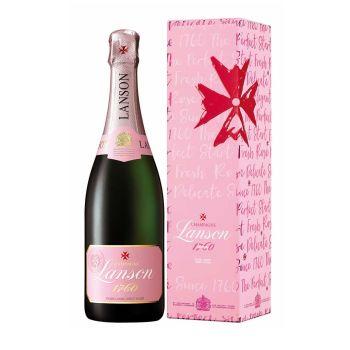 Lanson Rose Label 75cl