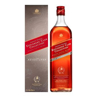 Johnnie Walker Explorer's Club Collection The Adventurer 1l