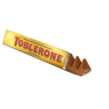 Toblerone Milk Chocolate Gold Bar 360g