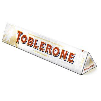 Toblerone White Bar 360g