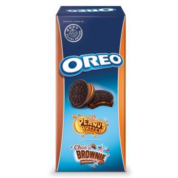 Oreo Peanut Butter & Choco Brownie 308g