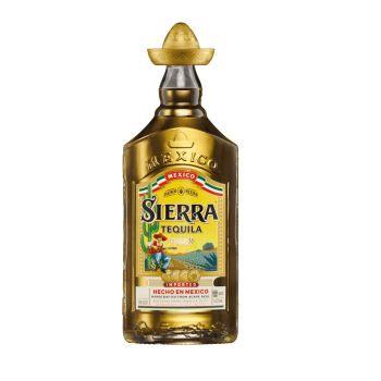 Sierra Tequila Gold Reposado 1l