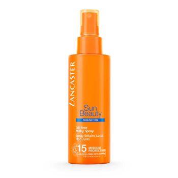 Lancaster Sun Beauty Oil Free Milky Spray Spf15 150ml