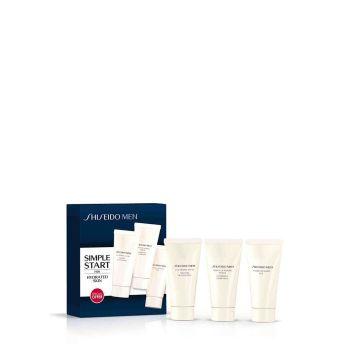 Shiseido Men Simple Start For Hydrated Skin Set 3x30ml