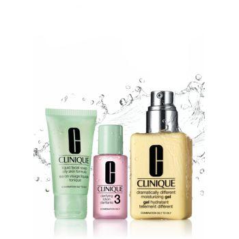 Clinique Great Skin Starts Here Cl Iii/Iv Set 2x30ml + 125ml