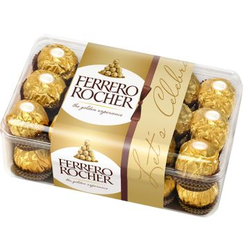 Ferrero Box Ferrero Rocher 375g