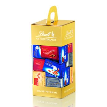 Lindt Assorted Napolitains 250g