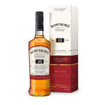 Bowmore 10 Yo 1l