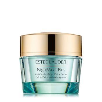 Estée Lauder Nightwear Plus Anti-Oxidant Night Detox Crème Black  50ml
