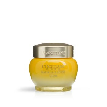 L'Occitane Immortelle Divine Anti-Aging Cream For Face  50ml