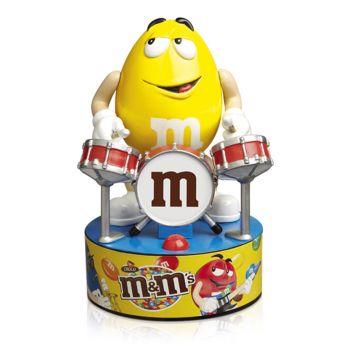 M&M'S Rock Stars Drummer Guitarist 45g