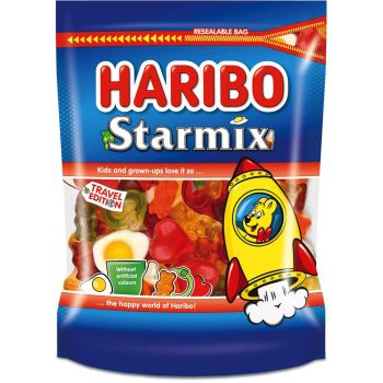 Haribo Star Mix Pouch 750g