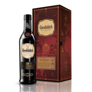Glenfiddich Age Of Discovery Iii 19 Yo Red Wine Cask 70cl