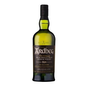 Ardbeg The Ultimate 10 Yo 1l