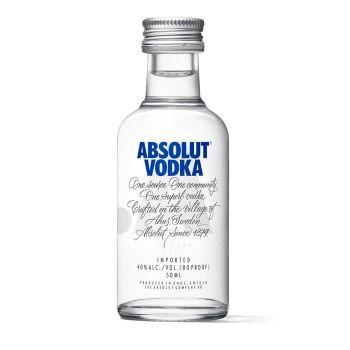 Absolut Blue Vodka 5cl