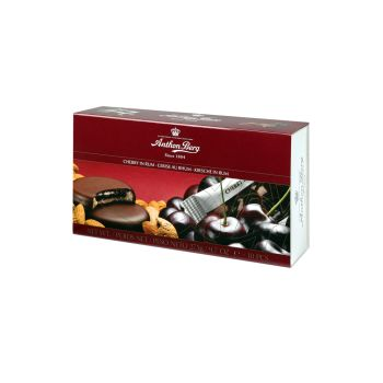 Anthon Berg Fruit In Marzipan Cherry In Rum 220g