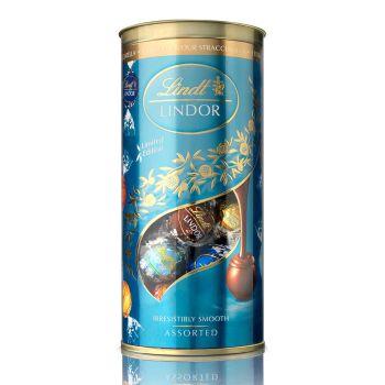 Lindt Lindor Stracciatella Assorted Truffles 397g
