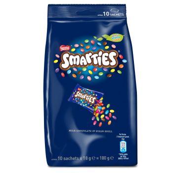 Smarties Snacking Bag 172.8g