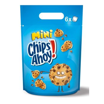 Chips Ahoy Minis Pouch 240g
