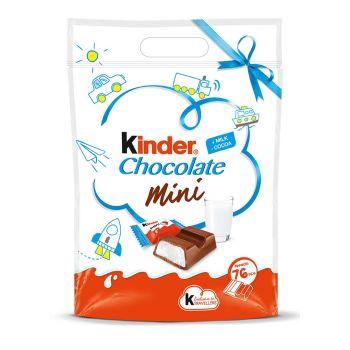 Kinder Mini Chocolate Pouch 460g
