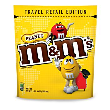 M&M's Peanut 397g