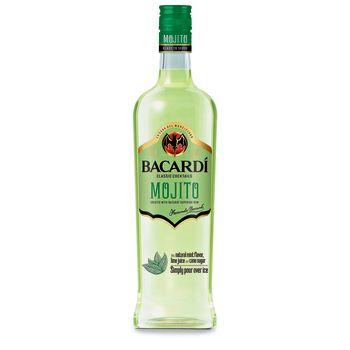 Bacardi Classic Cocktails Mojito 1l