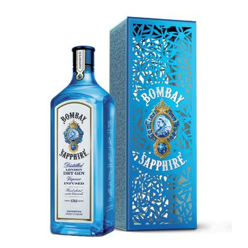 Bombay Sapphire Gift Pack 1l