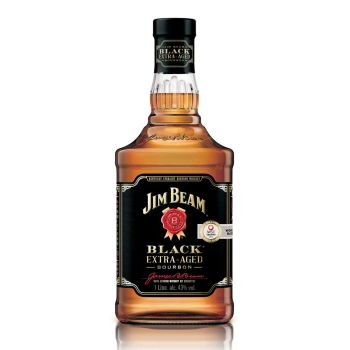 Jim Beam Bourbon Black 1l