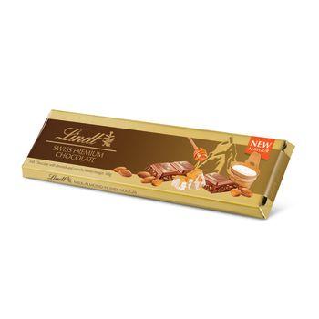 Gold Bar Crunchy Nougat