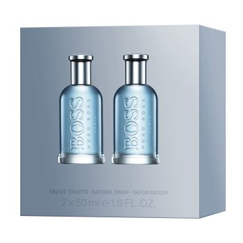 official site release date: factory authentic Boss Bottled Tonic Gift Set EDTS