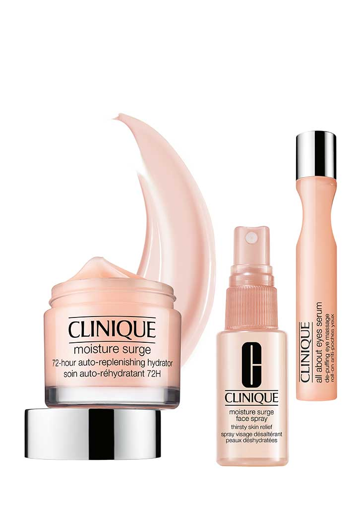 Clinique All About Moisture 75ml 15ml 30ml Duty Free Chicago Airport Shops
