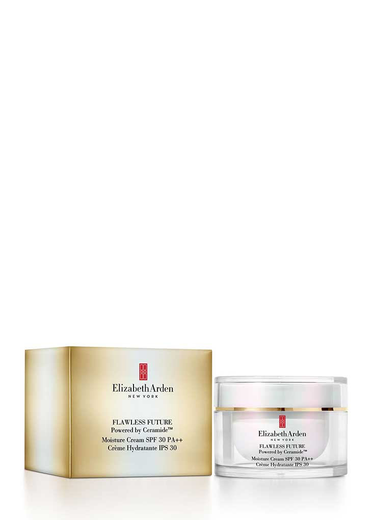 Elizabeth Arden Flawless Future Powered By Ceramide Moisture Cream Spf30 Pa 50ml Duty Free Gran Canaria Airport Shops