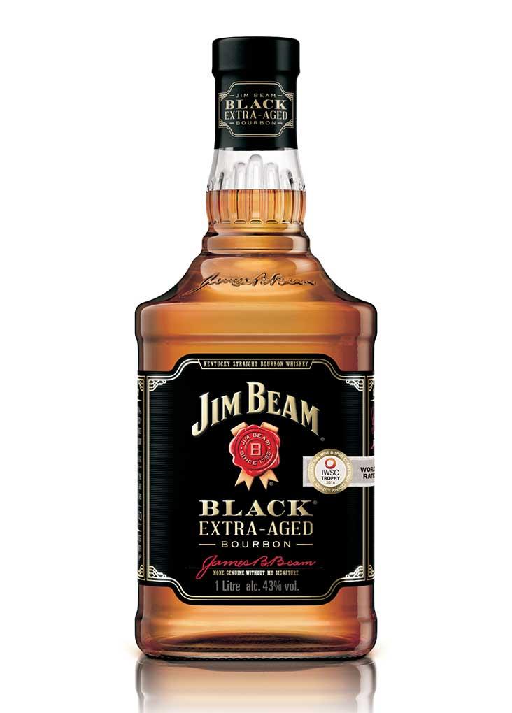 Jim Beam Bourbon Black 1l Duty Free Bengaluru Airport Shops
